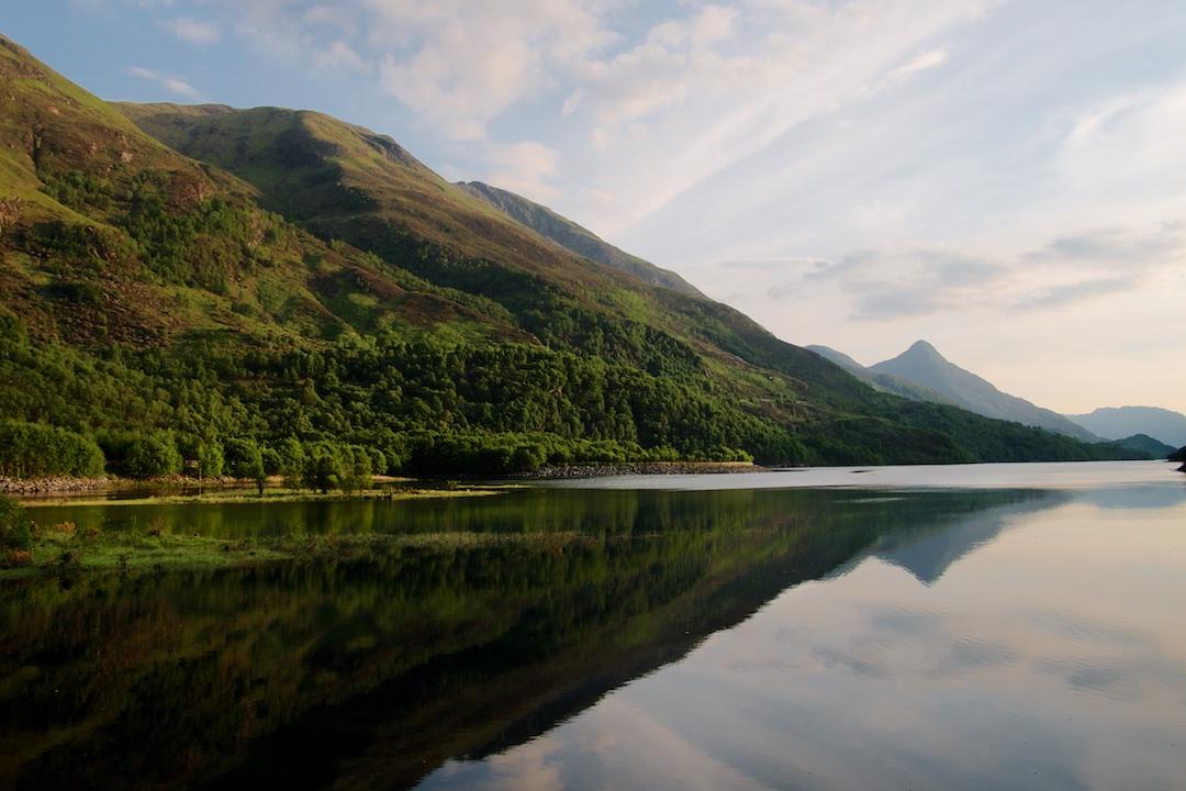 Loch Leven, from Kinlochleven