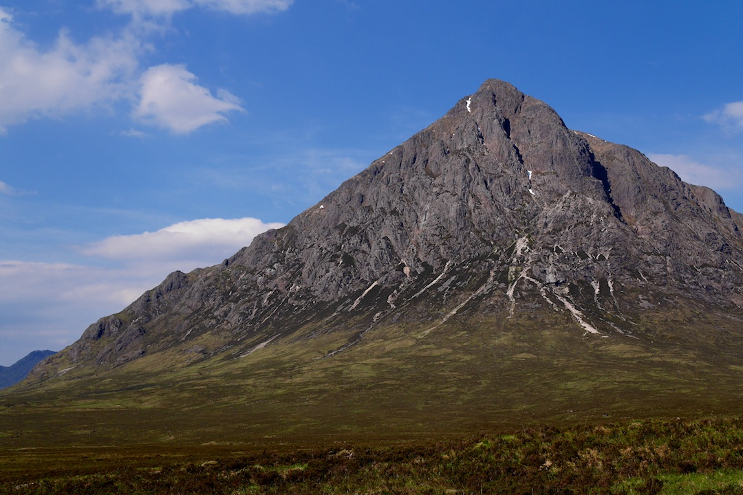 Mountain in Glencoe